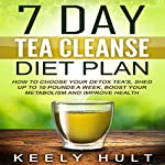 7 Day Tea Cleanse Diet Plan: How to Choose Your Detox Teas, Shed Up to 10 Pounds a Week, Boost Your Metabolism, and Improve Health | Keely Hult