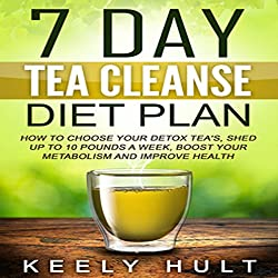7 Day Tea Cleanse Diet Plan