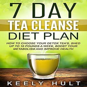 7 Day Tea Cleanse Diet Plan Audiobook
