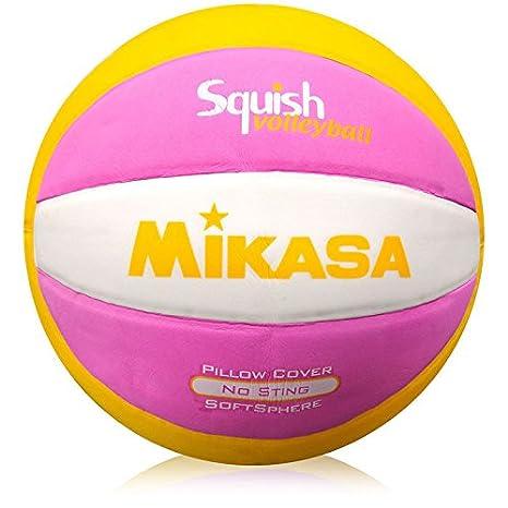 Balón de voleibol, voleibol VSV300 Mikasa rosa: Amazon.es ...