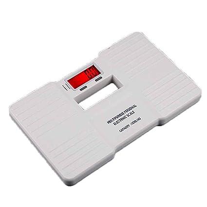 Befaith Báscula de pesaje eléctrica de balanza de precisión digital Báscula médica / personal de balanza