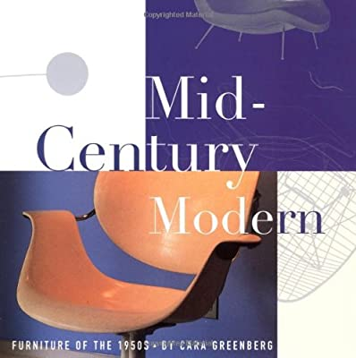 Mid-Century Modern: Furniture of the 1950s by Harmony Books