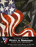 Voices in Democracy : Telecourse Studyguide, Lynch, Michael, 0155079239
