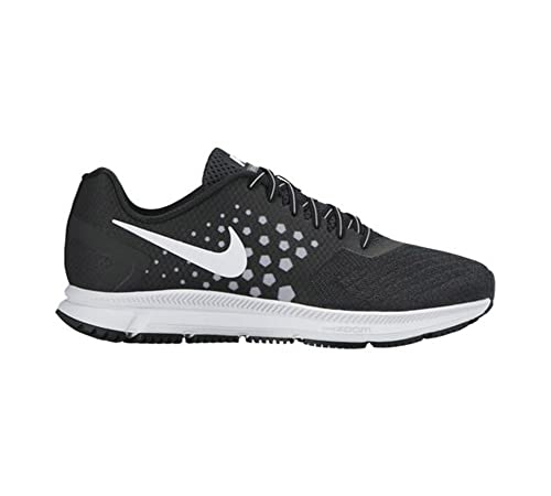 4cb45465277a Nike Men s Zoom Span Black White-Wolf Grey Running Shoes-11 UK India (46  EU)(12 US) (852437-002)  Buy Online at Low Prices in India - Amazon.in