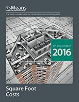 RSMeans Square Foot Costs 2016