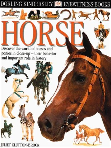 Read Online Eyewitness: Horse (Eyewitness Books) pdf