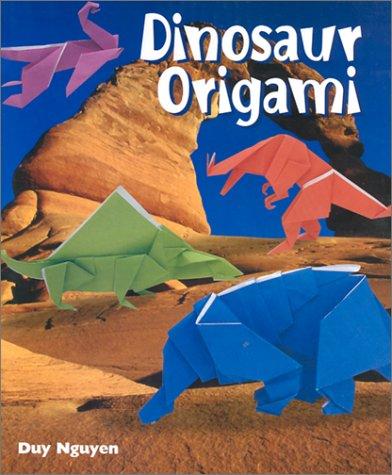 Dinosaur Origami Duy Nguyen 9780806976990 Amazon Books