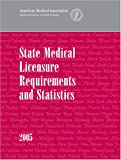 State Medical Licensure Requirements and Statistics, Ama, 1579476597