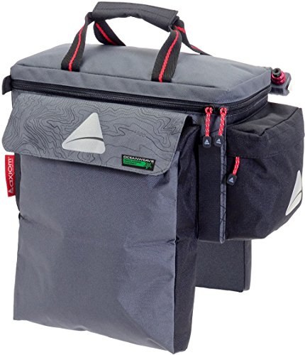 Axiom Bag Axiom Trunk Seymour O-Weave Exp 15+ Grey/Black - 404080-01