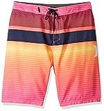 Hurley Men's Supersuede 21' inch Boardshort Swim Short, Hyper Pink, 31