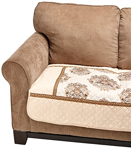 it High Quality Chenille Quilted Sectional Deep Seats Sofa
