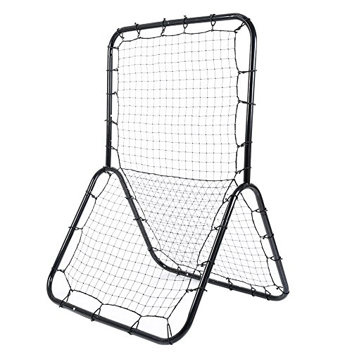 Balight Baseball Pitchback Youth Baseball&Softball Return Trainer for Throwing Pitching and Fielding by Balight