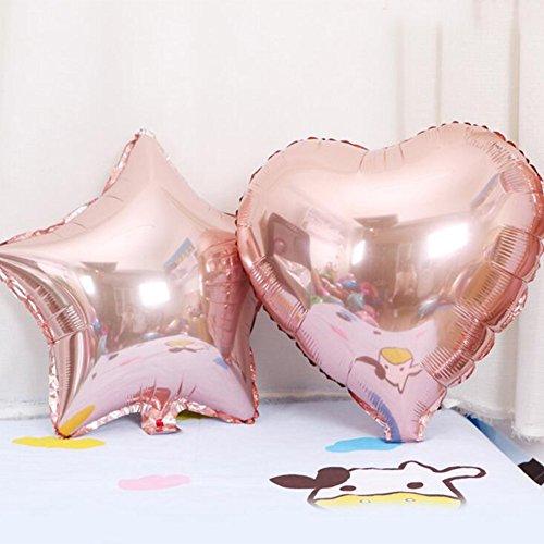 Puchod 30th Birthday Balloons 30th Birthday Decorations Rose Gold