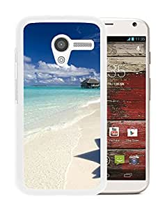 New Beautiful Custom Designed Cover Case For Motorola Moto X With Summer Vacation (2) Phone Case