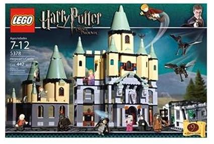 Amazon Lego Harry Potter Hogwarts Castle Toys Games