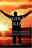 Hunger for Wholeness, Don Jones, 1434309398