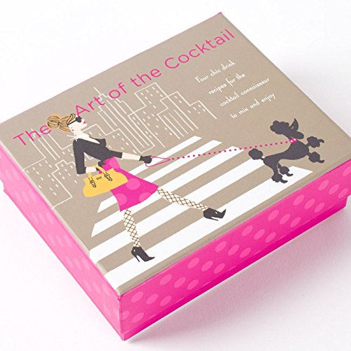 Cocktail Girls Boxed Note Cards (Set of 20)