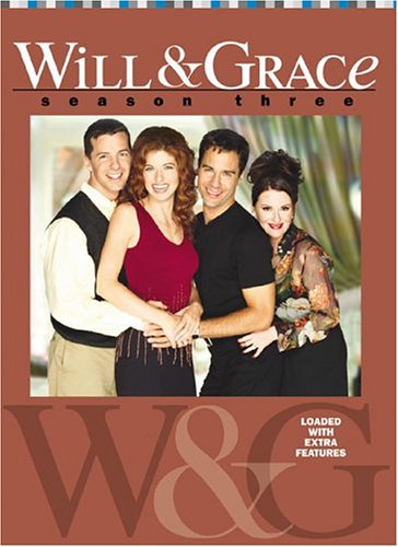 will and grace season 3 - 4