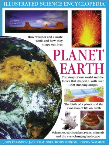 Download Planet Earth (Illustrated Science Encyclopedia S.) ebook