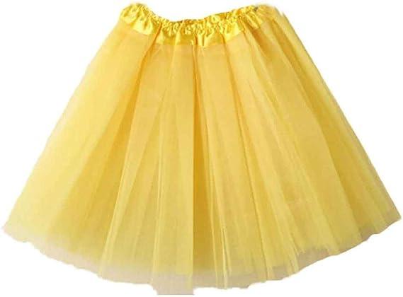 Mini Falda De Ballet Skirt, Xinantime Minifalda de Encaje de ...