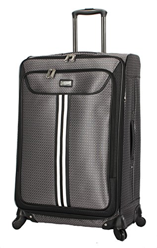 Steve Madden Luggage Large 28'' Expandable Softside Suitcase With Spinner Wheels (B-Preferred, 28in) by Steve Madden Luggage