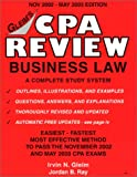 Cpa Review Business Law 2002-2003, Gleim, Irvin N. and Ray, Jordan B., 1581942257