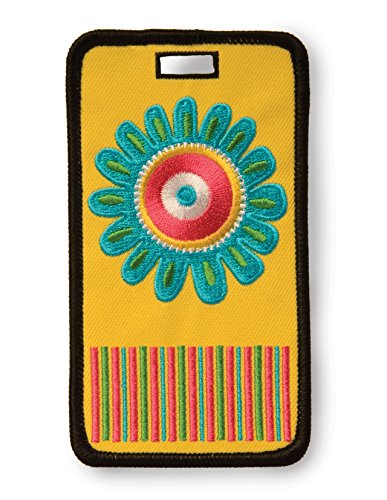 Alexx Not Just A Luggage Tag, Daisy Flower