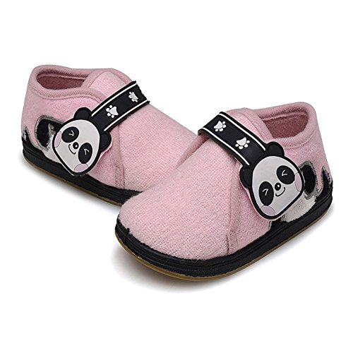 Secret Slippers Winter Soft Warm Cute Baby Boys Girls Boots Fleece Lined Warm Shoes by Secret Slippers (Image #1)