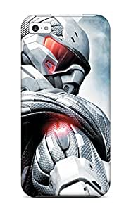 Josie Blaser's Shop New Style 8107390K95638318 Crysis Game Hd Case Compatible With Iphone 5c/ Hot Protection Case