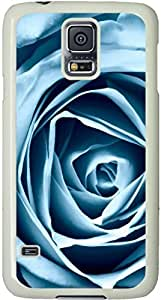 Colorful Retrol Moroccan Pattern Galaxy S5 Case, Galaxy S5 Cases - Compatible With Samsung Galaxy S5 SV i9600 - Samsung Galaxy S5 Case Durable Protective Case for White Cover