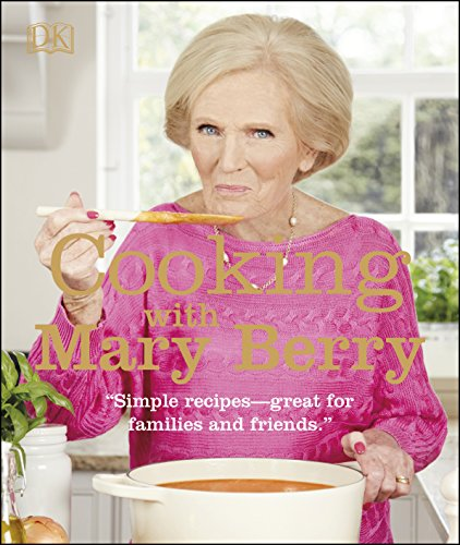 Cooking with Mary Berry cover