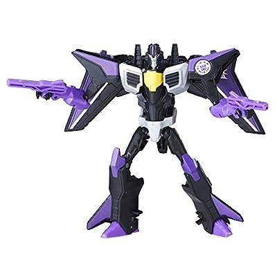 Transformers Tra Rid Warrior Skywarp Action Figure