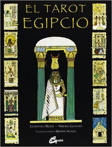 El Tarot Egipcio (Spanish Edition): Giordano Berti, Tiberio ...
