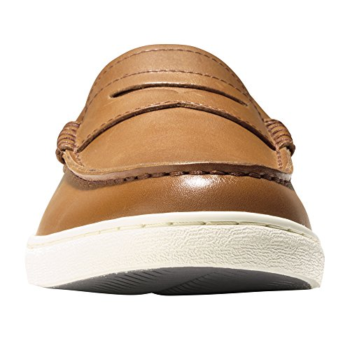 Cole Haan Mens Nantucket Mocassino Ii Britannico Handstain Tan