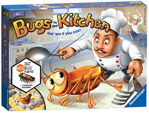 Bugs in the Kitchen - Children's Board Game (Renewed)