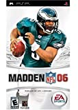 Madden NFL 2006 - Sony PSP