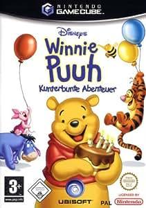 Winnie the Pooh - La Fiesta de Cumpleaños [Importación alemana] [GameCube]