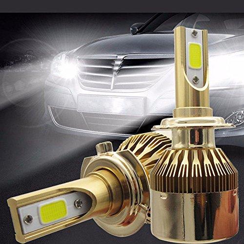(Alelife H7 110W 20000LM LED Headlight Conversion Kit Car Beam Bulb Driving Lamp 6000K)
