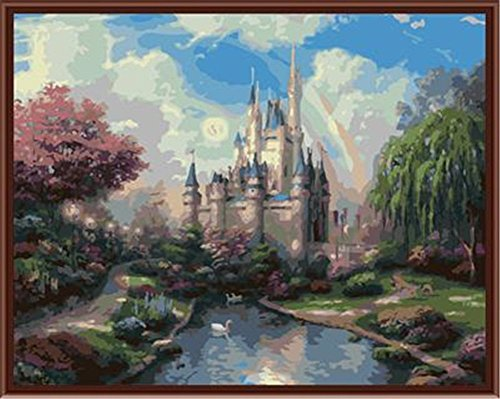 Disney Paint By Number - 8