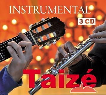 Taize: Instrumental : Comunidad Taize, Jaques Berthier y otros: Amazon.es: Música