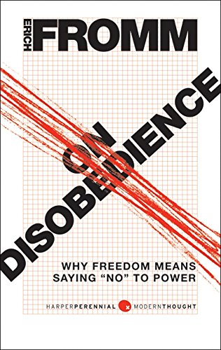 """On Disobedience: Why Freedom Means Saying """"No"""" to Power (Harper Perennial Modern Thought) pdf"""