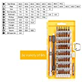 Syntus Precision Screwdriver Set, 63 in 1 with 57