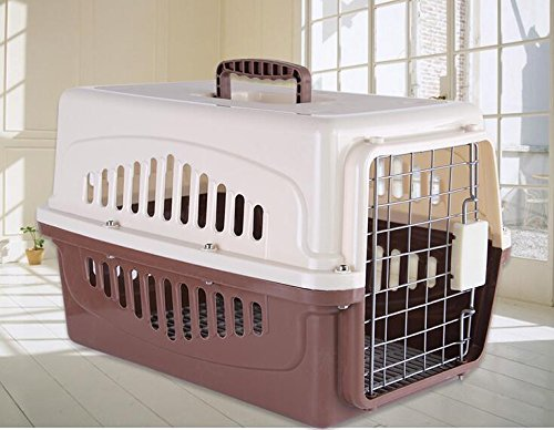 2-S JYB Pet carrier box-dog and cat pet travel cage portable air cage box , 2 , s