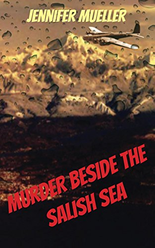 Murder besides the Salish Sea by [Mueller, Jennifer]