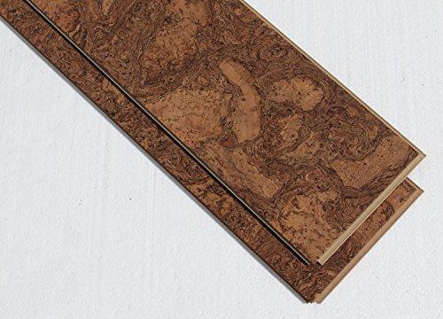Forna Rocky Buch Cork Flooring Narrow Planks 36