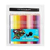 PRISMACOLOR Scholar Pencil, Art Pencils, Box of 48, Assorted Colours (92807)