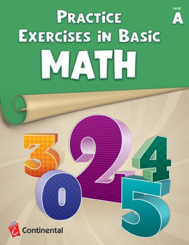 Practice Exercises in Basic Math: Level A (Grade 1)