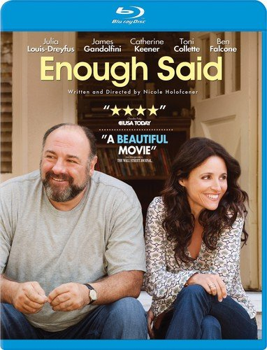 Blu-ray : Enough Said (, Widescreen, Dolby, AC-3, Dubbed)