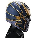 HAOSUN Thanos Masks Cosplay Latex Mask Halloween Costume Mask
