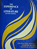 Experience of Literature, Montague, Gene, 0132947285